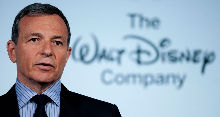 Robert Iger, Chairman y CEO de The Walt Disney Company