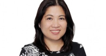 Ana Racquel A. Sevilla, new Asst. VP for Syndication Sales