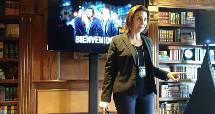 Gracia Waverly, SVP programmin Universal TV