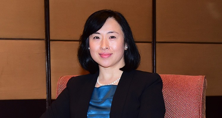 ianing Shen, EVP of CITVC, and GM CHNPEC