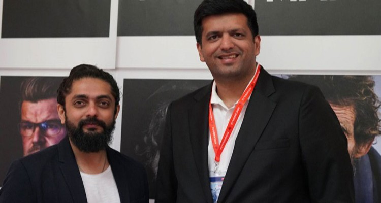 Buyers from DocuBay, the new OTT platform focused on documentaries, at MIPDoc: Akul Tripathi, COO, and Aditya Pittie, Managing Director of IN10 Media