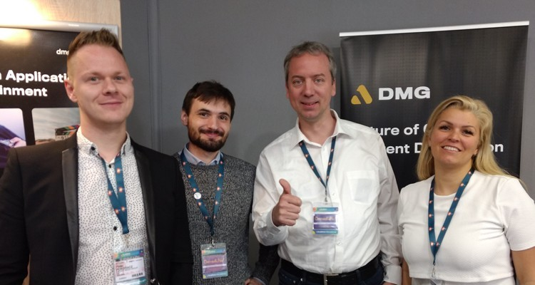 Decent Media Group, a Slovak blockchain platform, is looking for new content and strategic partners, first focused in Asia, and then worldwide: Peter Pongracz, marketing director, Viliam Vadnal, content acquisition director, Michal Geci, managing director, and Linda Petrikova, manager
