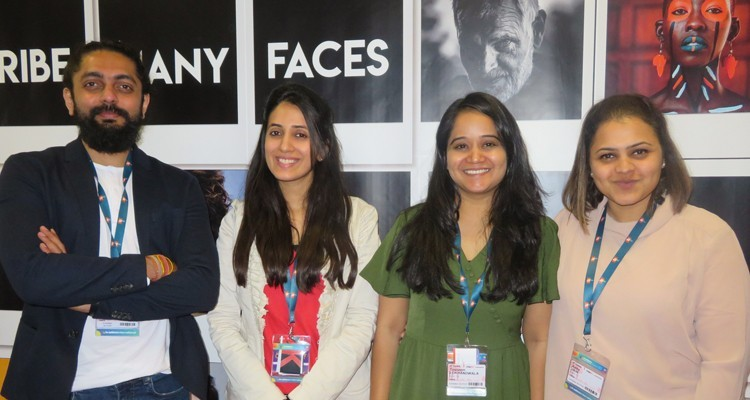 Docubay (India) is the new global SVOD to be launched in July with 40-50 long documentaries: Akul Tripathi, COO, Natanshi Lodha, marketing manager, Tasneem Lokhandwala, senior producer-content, and Adita Jain, heaf of acquisitions and syndication