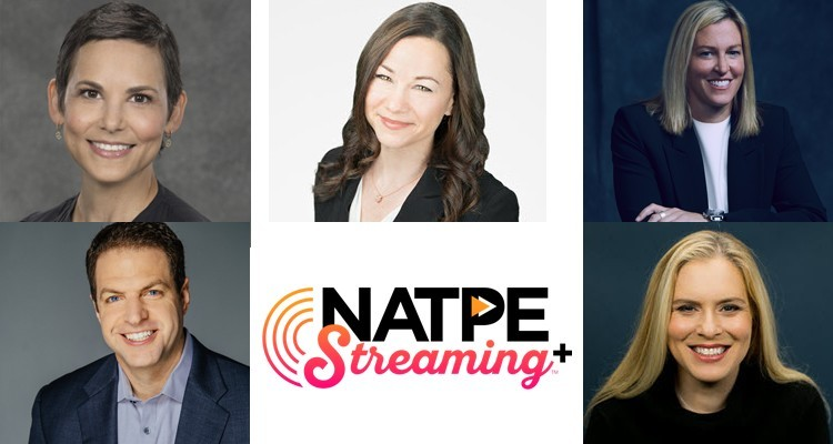 Julie McNamara, de CBS All Access; Heather Moosnick, de Hulu; Amy Reinhard, de Netflix; Ben Relles, de YouTube Originals, y Sharon Rechter, de First Media