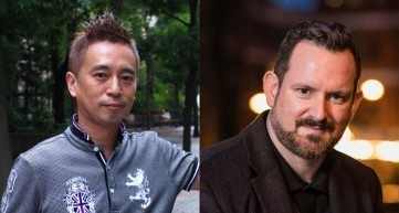 Shinichi Mishiro, TBS' International Distribution Department, and Dave Winnan, CEO, Global Creatives will introduce Time is Money - The Celebrity Life Hack Show at MIPCOM