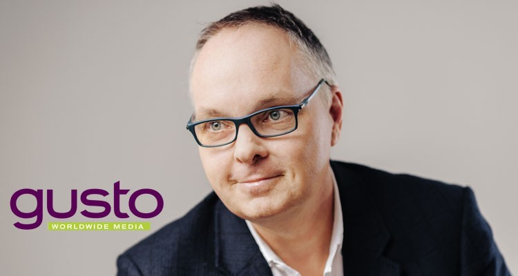 Chris Knight, President and CEO of Gusto Worldwide Media
