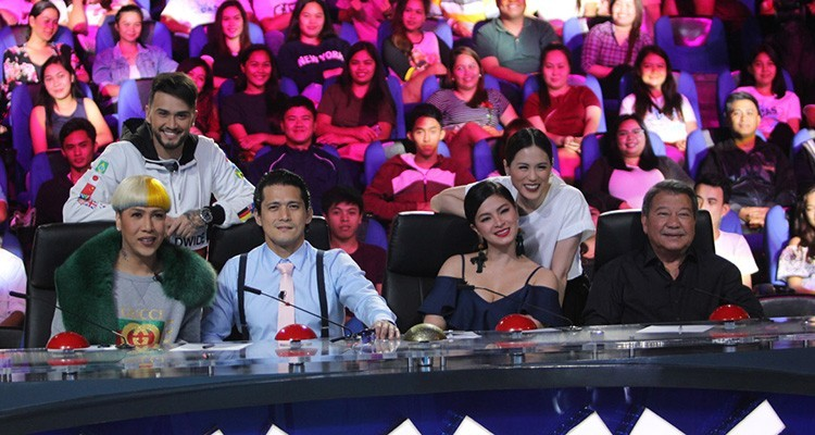 Pilipinas Got Talent, segundo mejor programa de enero en ABS-CBN
